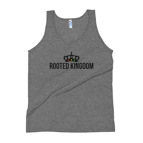Rooted Kingdom Unisex Tank Top