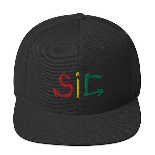 Stuck in Consciousness Snapback Hat