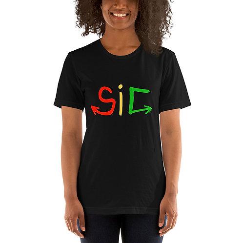 Stuck in Consciousness Short-Sleeve Unisex T-Shirt