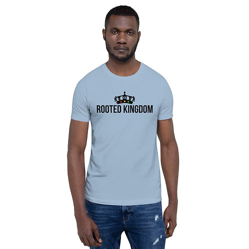 Rooted Kingdom Short-Sleeve Unisex T-Shirt