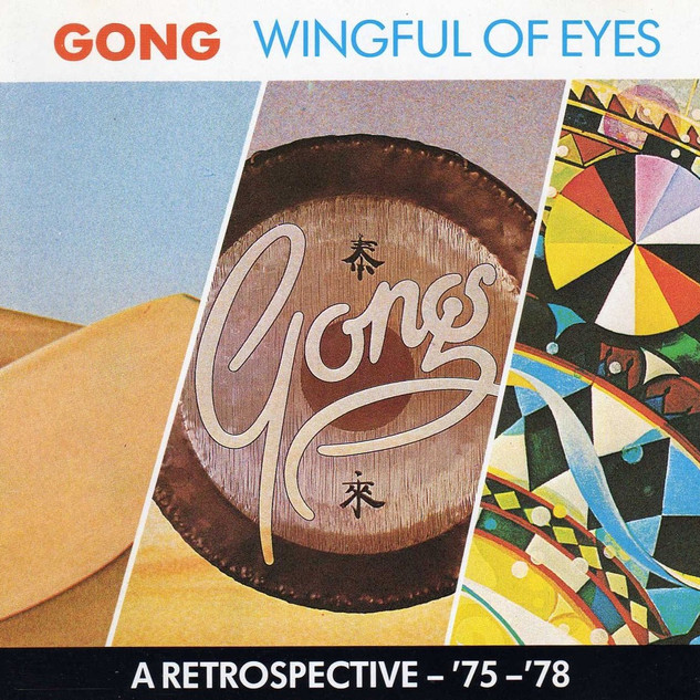 "PM Gong ""Wingful Of Eyes"""