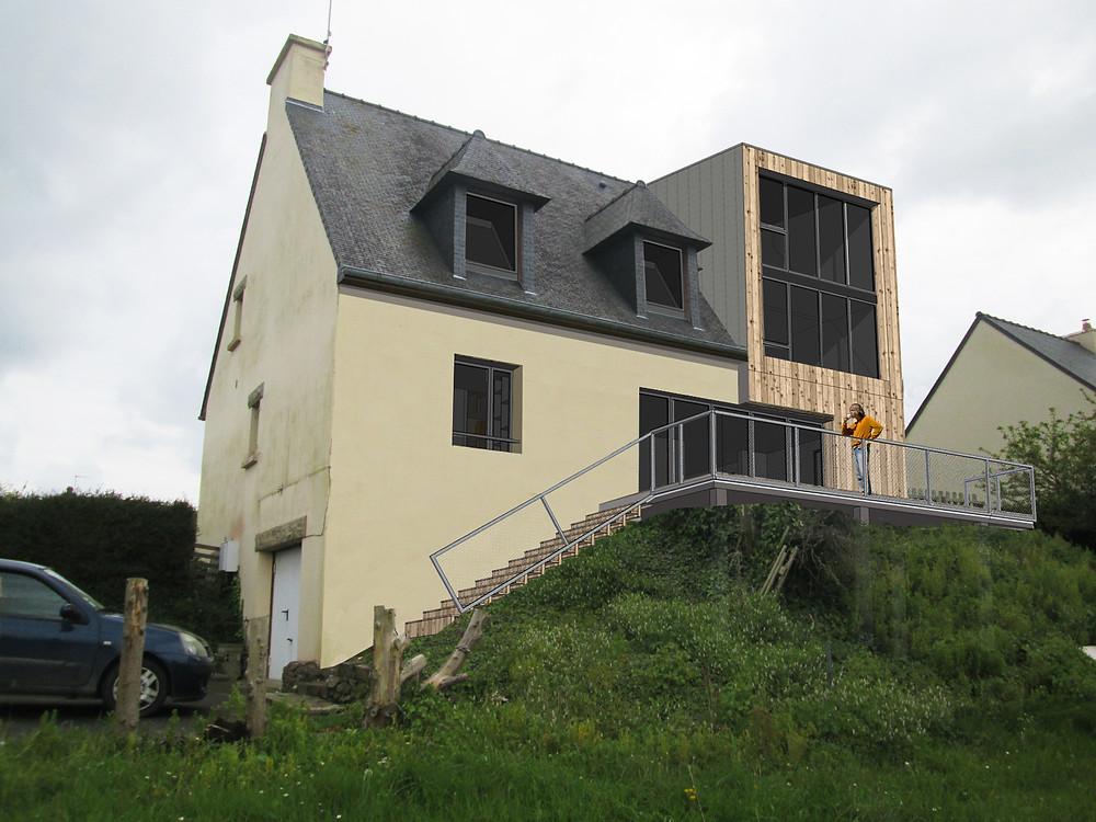 Maison VPA - Lancieux