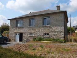 Rénovation GUY, Vildé-Guingalan