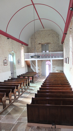 Eglise, Vildé-Guingalan