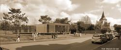 Médiathèque, Plouer-sur-Rance