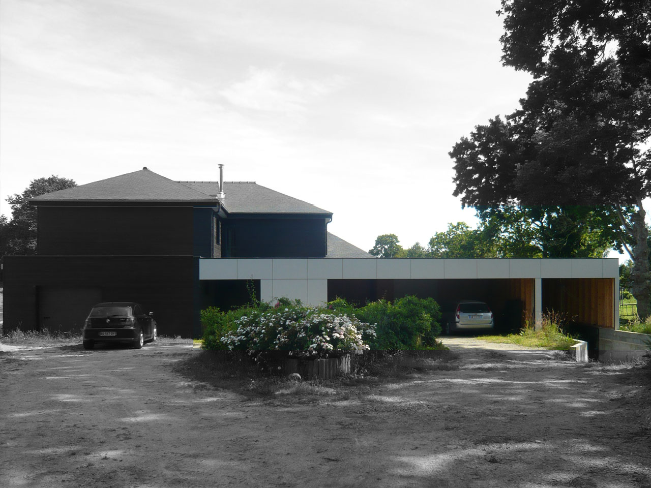Extension THX, Créhen