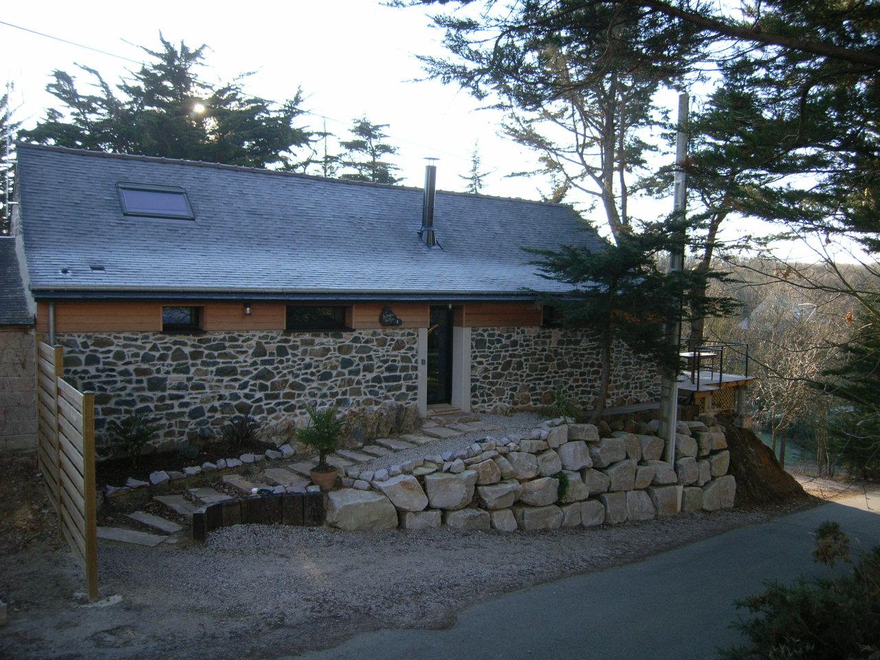 Rénovation CFR, Erquy