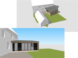 Extension CND, Plélan-Le-Petit