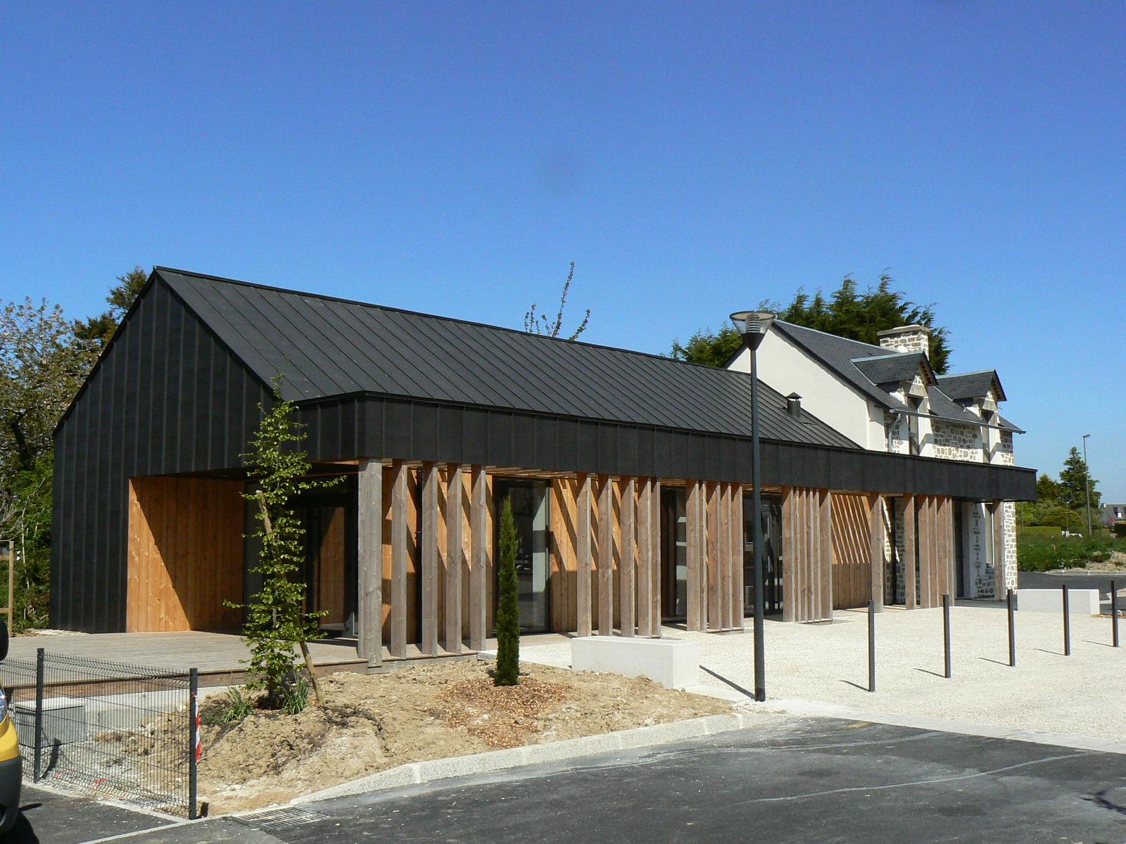 Salle des associations, Languenan