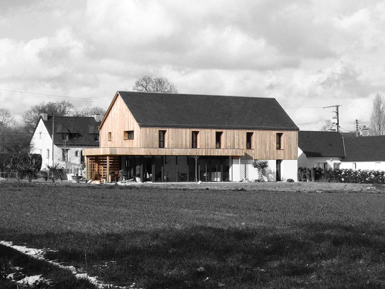 Maison HD, Aucaleuc