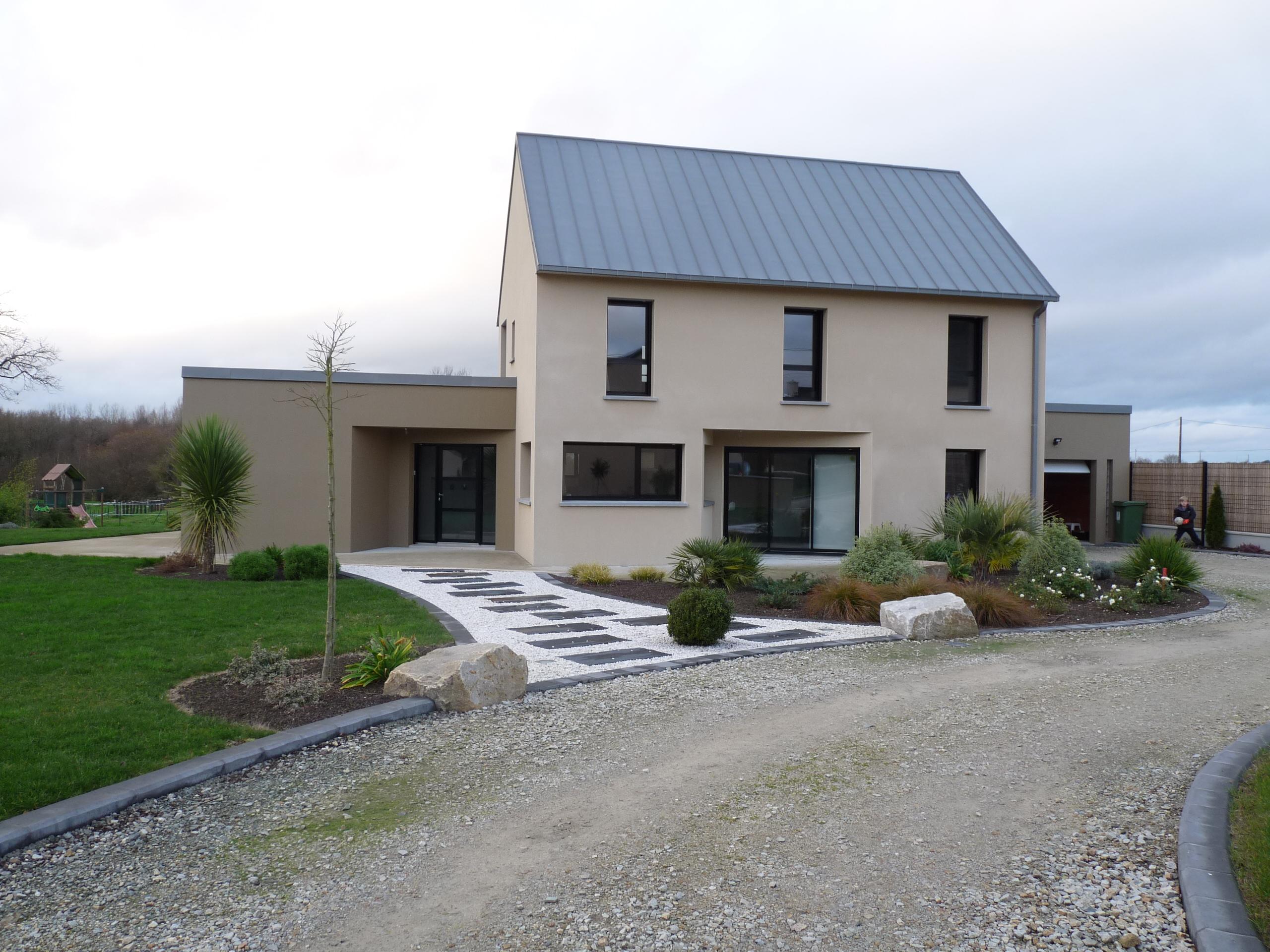Maison LBJ, Vildé-Guingalan
