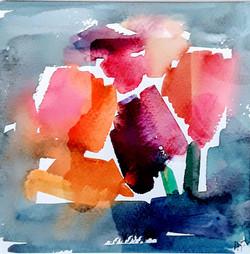 Ann Funston tulips
