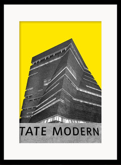 Tate Modern Yellow