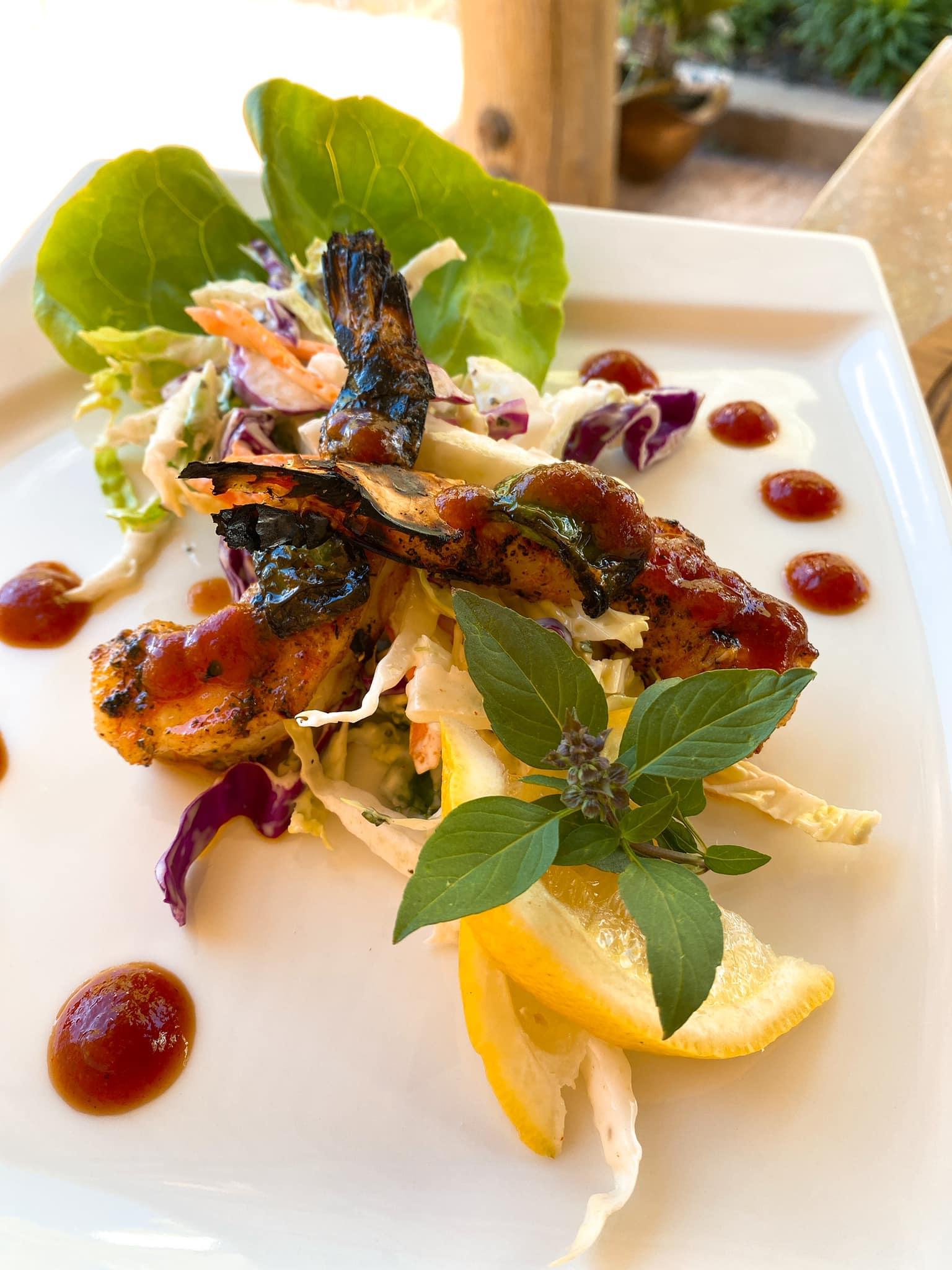 45 Caliber Shrimp