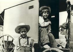 Les enfants Amisch