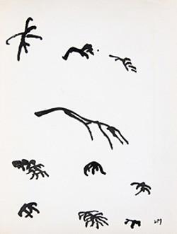 Henri Michaux - Mouvement