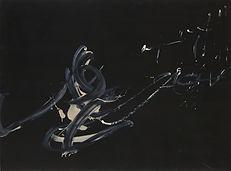 Hagakure_E_VII_-_1957_-_papier_marouflé_