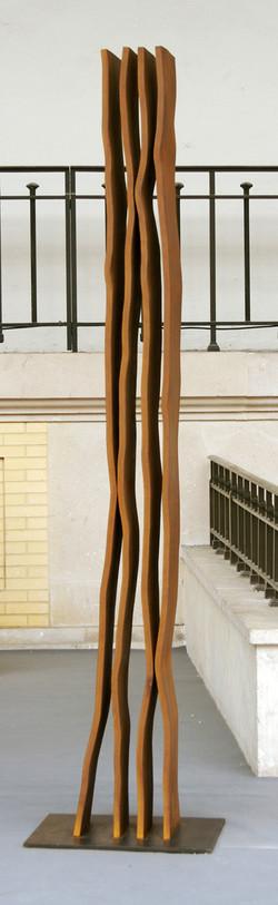 4 lames verticales - grandes