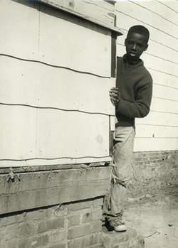 Enfant-Mound Bayou
