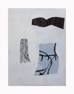16-zigzag_etc..2018,acryl,huile_et_papiers_collés_sur_toile,70x54cm