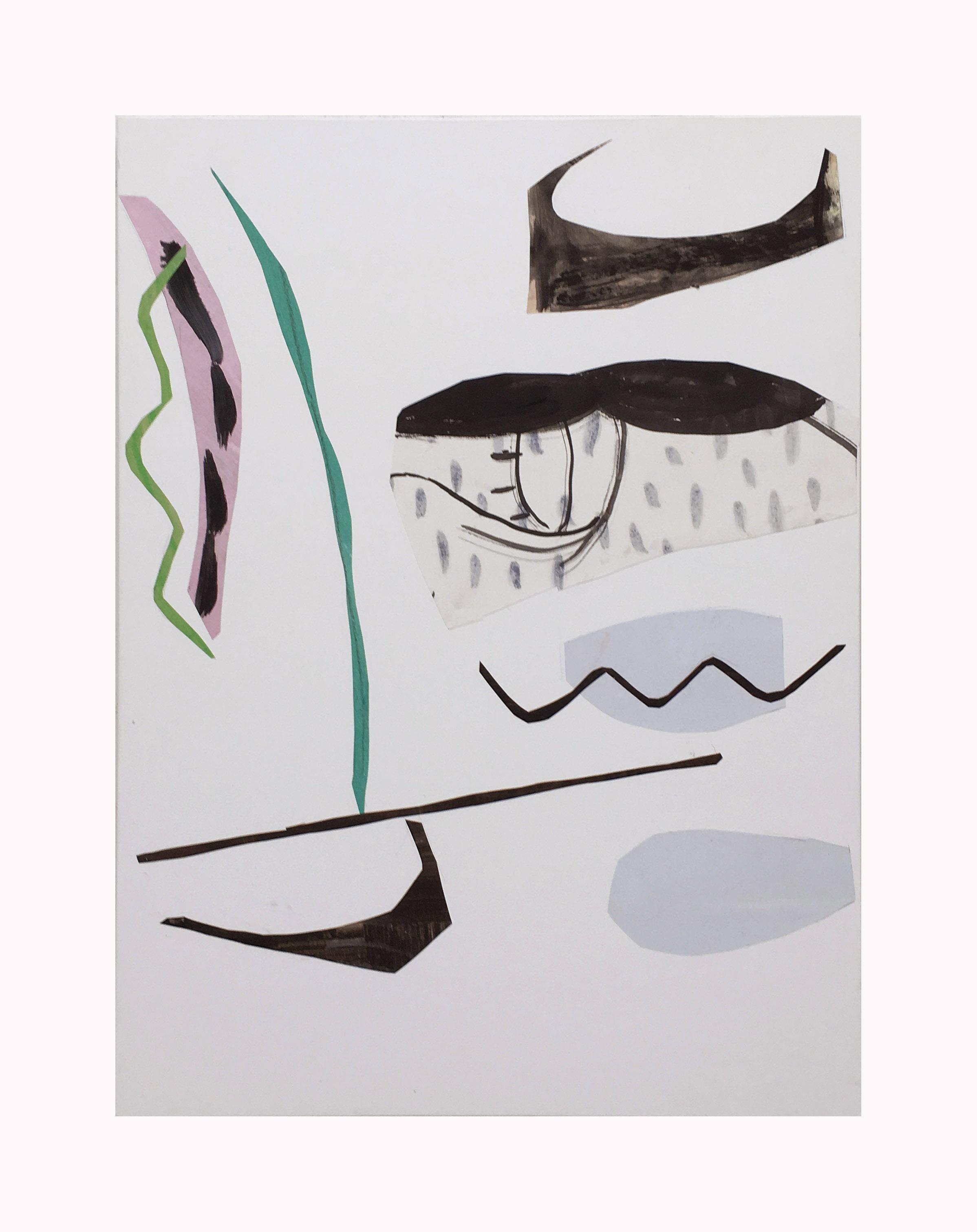 14-zigzag_etc..2018,papiers_collés_sur_toile,81x60cm