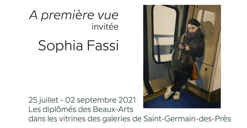 Sophia Fassi_A premiere vue