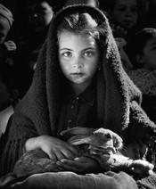 La petite fille au lapin
