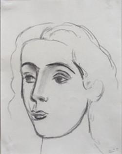 Portrait de femme n°203