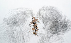 Double Portrait, Marina, Ulay, Overlap And Iconoclast #2, 2012
