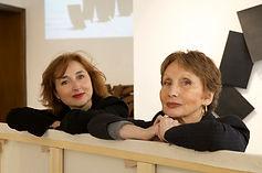 Odile et Michèle Aittouarès