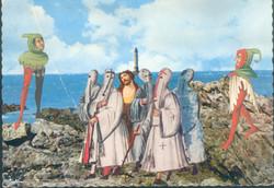 Christ et bourreaux