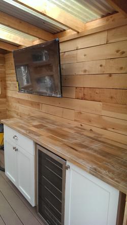 cedar walls