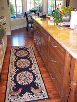 furniture style kitchen island