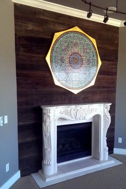 After - Goklar Fireplace