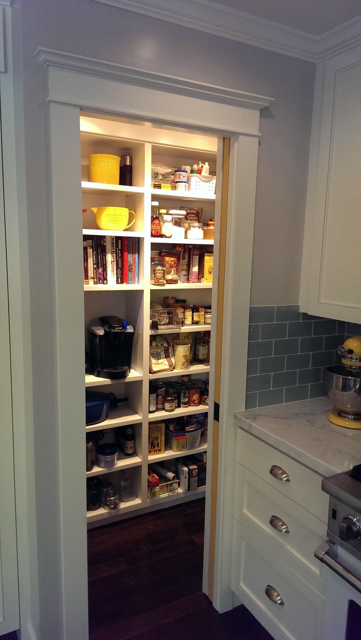 Kitchen - Pantry