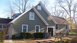 Cape Style Alterations - New Side Facade - Architecture in Madison, NJ