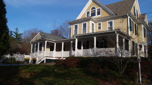 Victorian Additions & Alterations - Updated Side Facade - Architect in Madison, NJ
