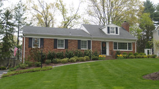 ShingleStyle Additions - Old Front Facade - Architectural Alterations in Madison, NJ
