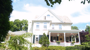 Victorian Additions & Alterations - Old Side Facade - Architect in Madison, NJ