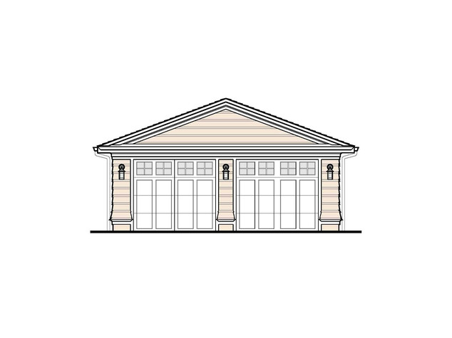 Craftsman Carriage House