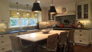 Cape Style - Kitchen 1 - Architect in Madison, NJ