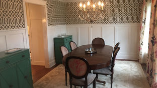 Cape Style - Dining Room - Architect in Madison, NJ
