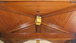 TIMBER FRAME STYLE