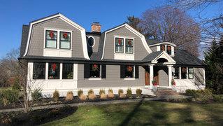 Shingle Style - Front Facade - Architect in Madison, NJ