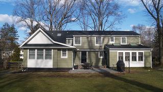 Cape Style Alterations - Rear Facade - Architecture in Madison, NJ