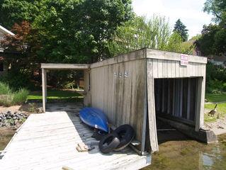 Existing Boathouse