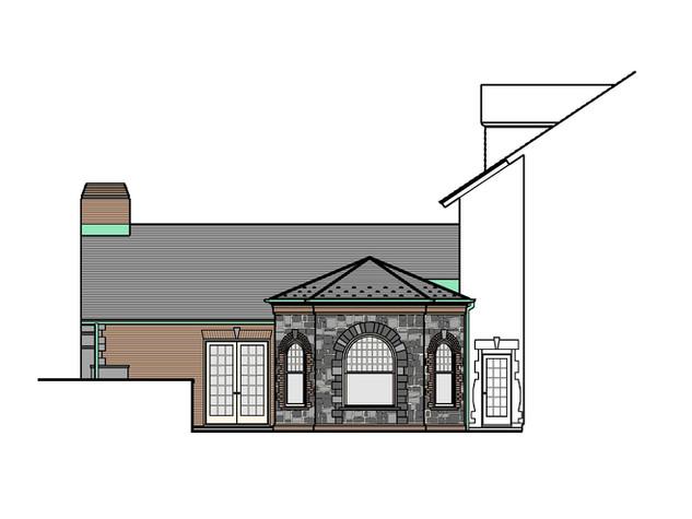 Hartshorn House Addition