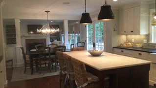 Cape Style - Kitchen 2 - Architect in Madison, NJ