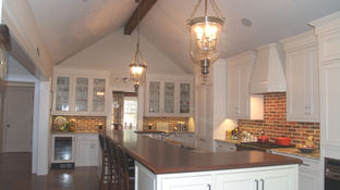 Kitchen Renovations for Shingle Style Residence in Mendham, NJ