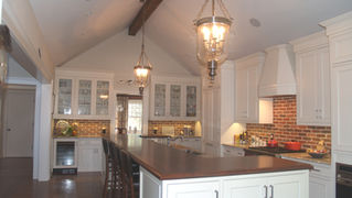 Kitchen Renovations for Shingle Style Residence in Mendham, NJ